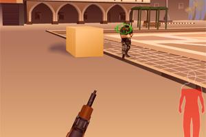 3D Sniper game
