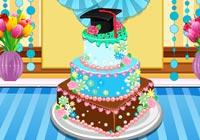 Anna Graduation Cake Contest