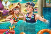 Anna Pool Celebration game