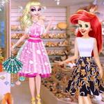 Ariel Seashell Craft Studio