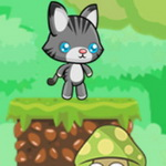 Baby Cat Adventure game