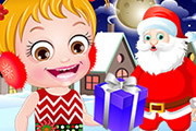 Baby Hazel Christmas Dream game