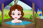 Baby Snow White Summer Care