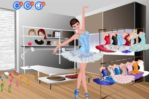 Ballet Girl Dressup 2011