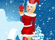 Barbie Christmas Night