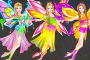 Barbie Fairy Princess Dress Up
