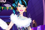Barbie Monster High Star Dress Up