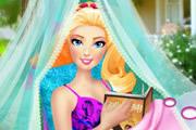 Barbie's Perfect Reading Corner