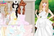 Barbie White Swan Bride