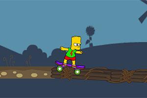 Bart Simpson Adventure game