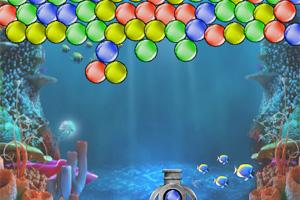 Bubble Ocean game