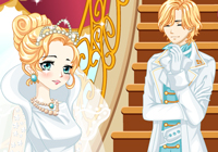 Cinderella Manga Wedding