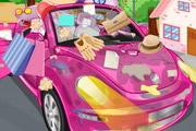 Clean My Pink Car 2