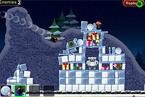 Crazy Christmas game