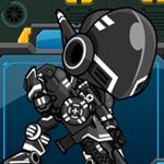 Cyborg War game