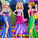 Disney Princess Fashion Prom