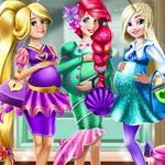 Disney Princess Maternity Dress