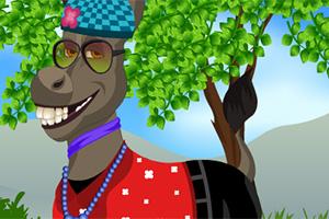 Donkey Dress Up