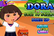 Dora New Semester Dress Up