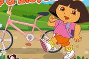 Dora Ride A Bicycle