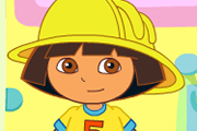 Dora Wardrobe Dress Up
