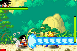 Dragon Ball Fighting game