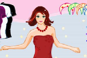 Dress up Monna