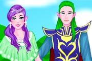 Elf Princess Bride