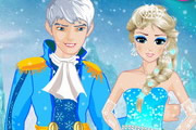 Elsa And Jack Love Date game