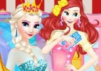 Elsa Cloths Shop