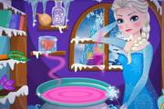 Elsa Frozen Magic