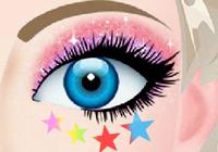 Elsa Party Makeup