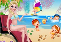 Elsa Summer Holiday
