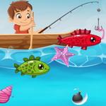 Frénésie de pêche