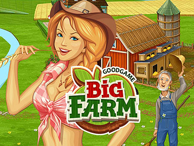 Goodgame Big Farm game