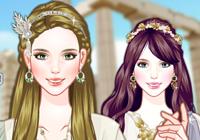 Greek Girl Hair Styles