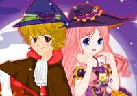 Halloween Couple Dress Up
