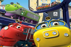 Hidden Objects-Chuggington