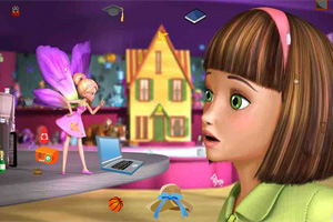 Hidden Objects-Thumbelina game