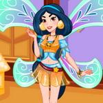 Jasmine Princess Winx Style game