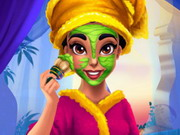 Jasmine Real Makeover game