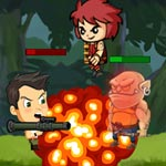 Jungle War game