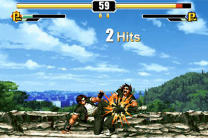 King of Fighters: Dream Match game