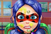 Ladybug Face Skin Surgery game