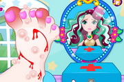 Madeline Hatter Foot Doctor