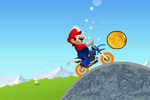 Mario Hard Bike