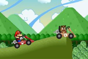 Mario Kart Race game