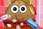 Messy Pou game