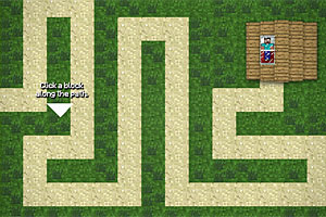 Minecraft Tower Defence