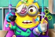Minion Hospital Recovery game